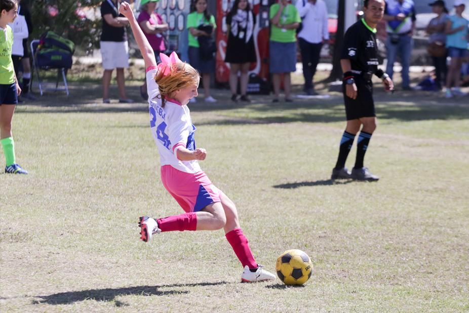 Formación integal por medio del deporte del Instituto Antes Puebla