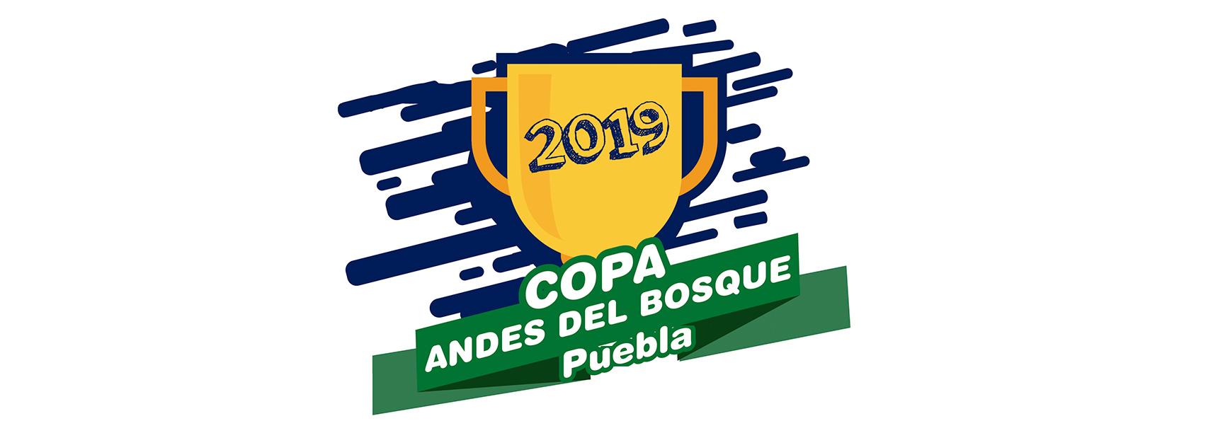 Torneo Copa Andes del Bosque Puebla 2019