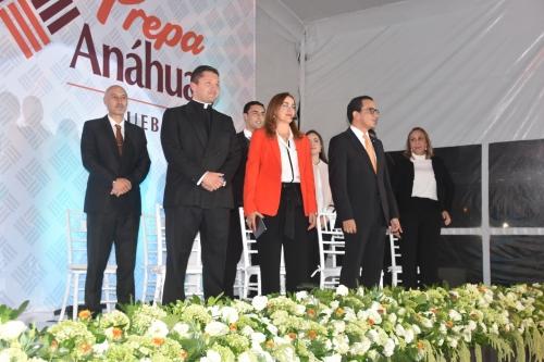 Lanzamiento de Prepa Anáhuac
