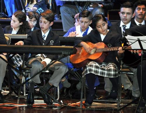 La música y su impacto en la educación.