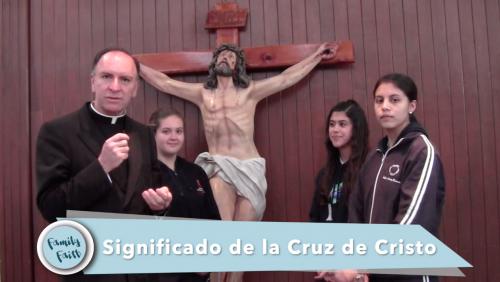 Significado de la Cruz de Cristo