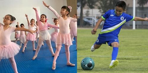 Cuando reprendes a tus hijos negándoles ir a su presentación de ballet o su partido de futbol, ¿Estás seguro que lo estás formando?