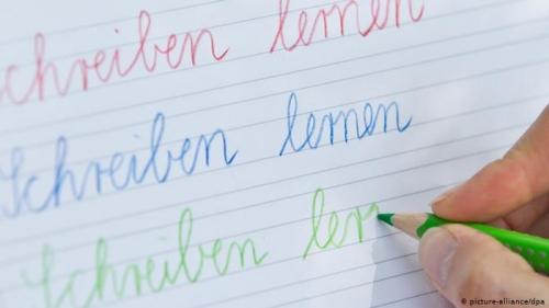 La importancia de la letra cursiva (manuscrita) en los niños